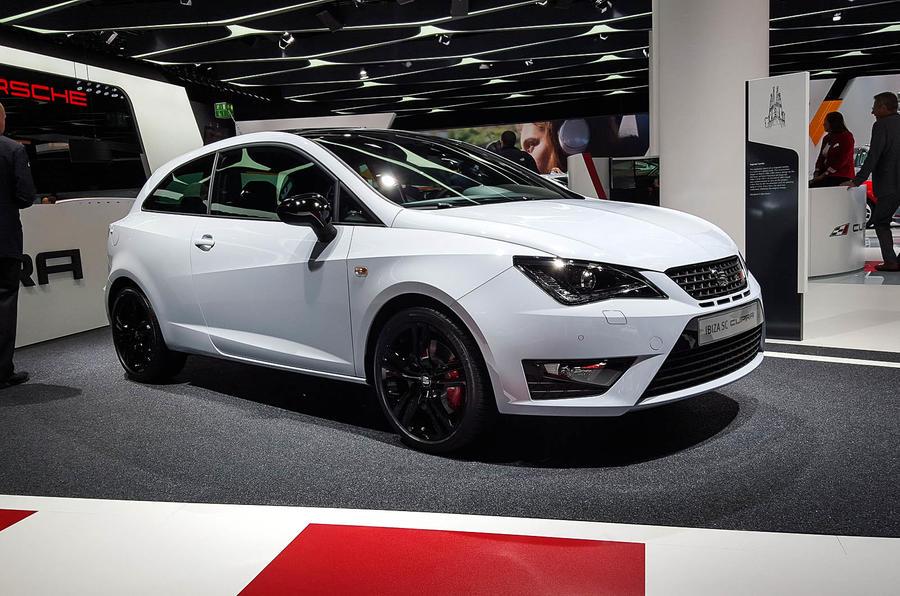 seat ibiza cupra facelift unveiled autocar