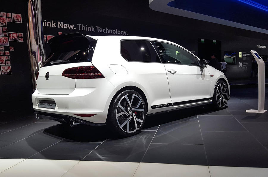 Radical Volkswagen Golf Gti Clubsport Arriving In 2016
