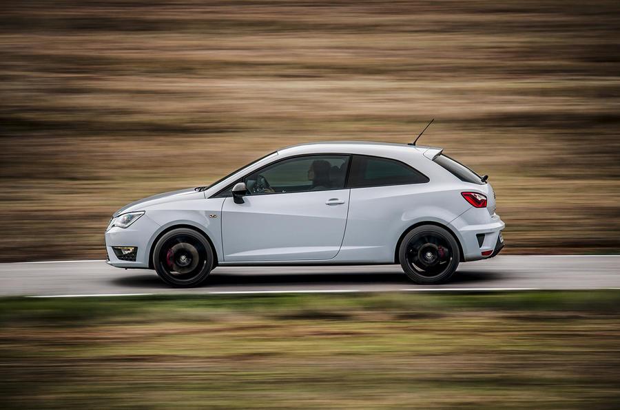 £18,400 Seat Ibiza Cupra