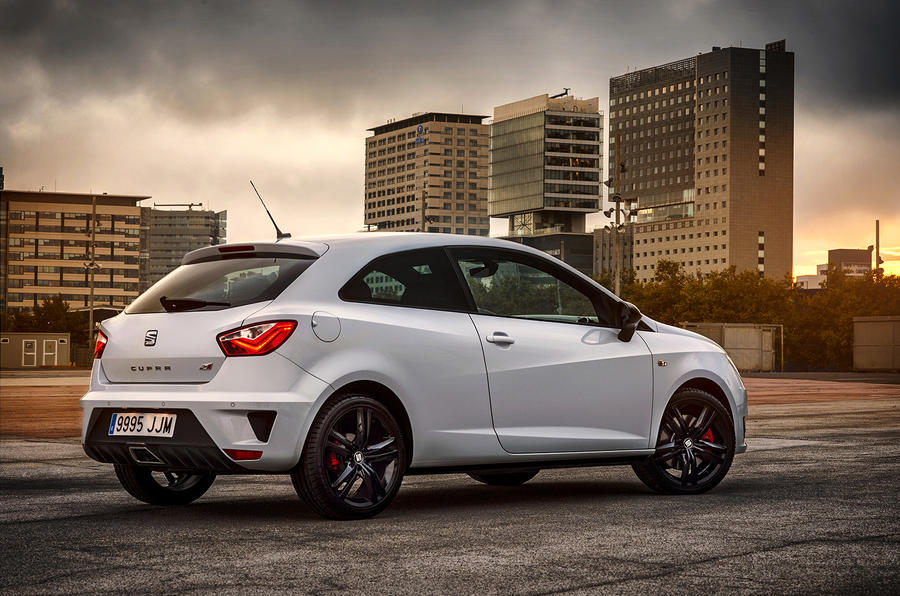 2016 seat ibiza cupra review review autocar. Black Bedroom Furniture Sets. Home Design Ideas