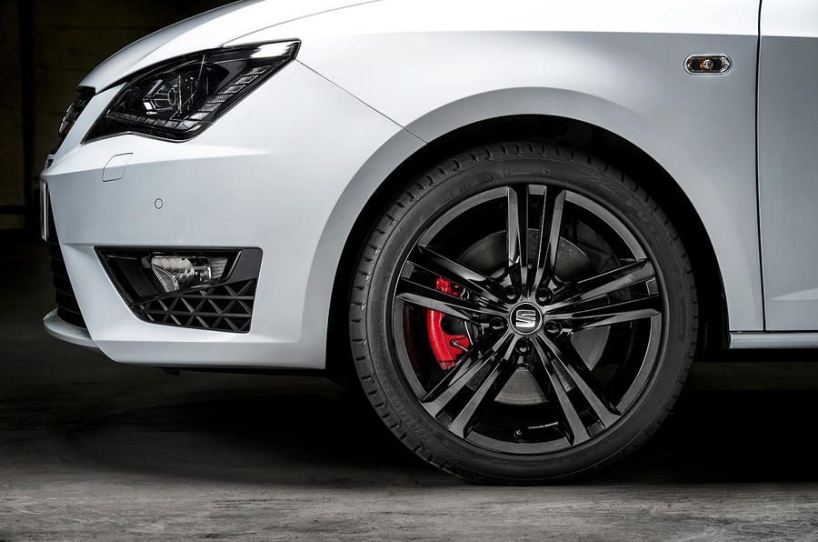 17in Seat Ibiza Cupra alloys