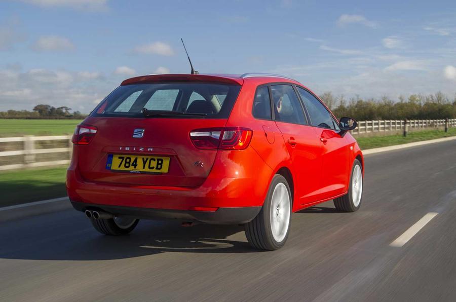 Seat Ibiza ST model axed