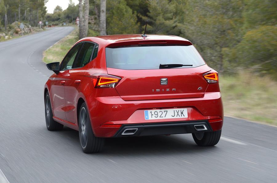 North Point Nissan >> Seat Ibiza 1.0 TSI 115 2017 review | Autocar