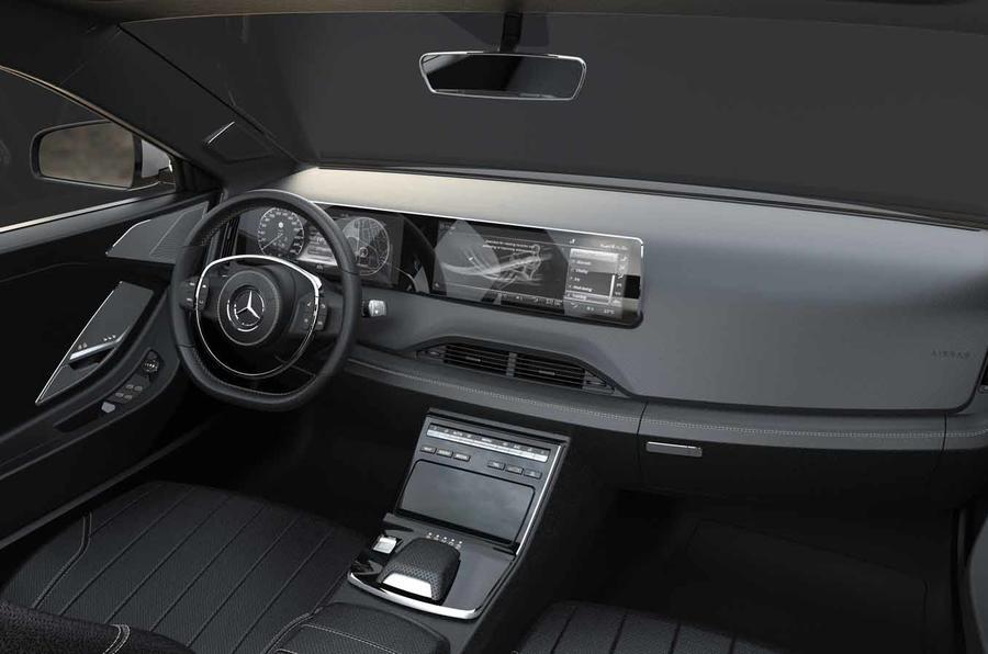 Mercedes-Benz Icon E Concept is reimagined classic saloon Autocar