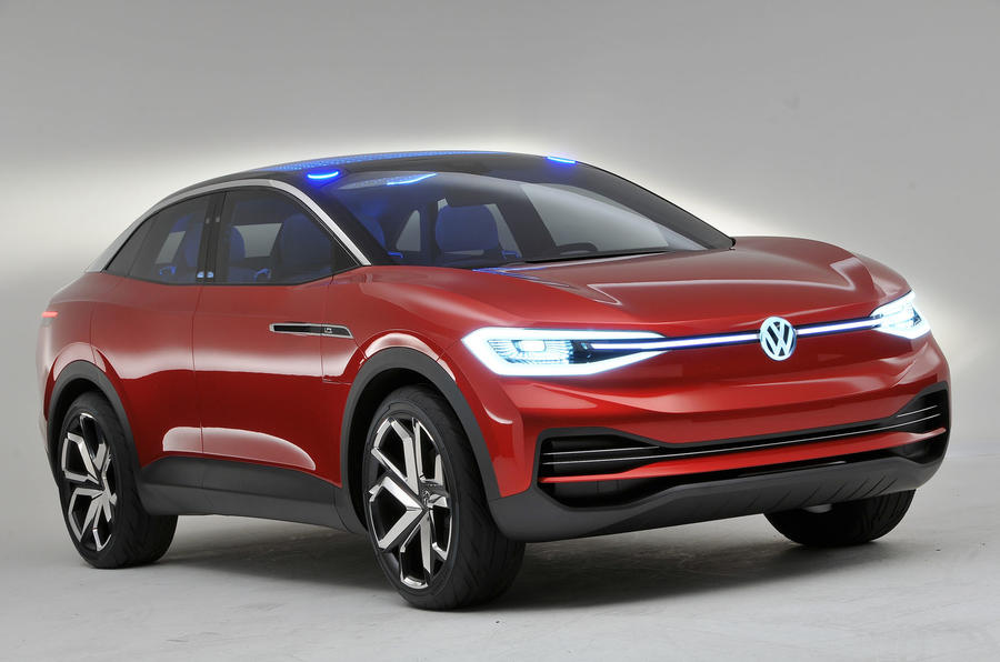 Volkswagen Id Range To Be Future Proof With Over The Air
