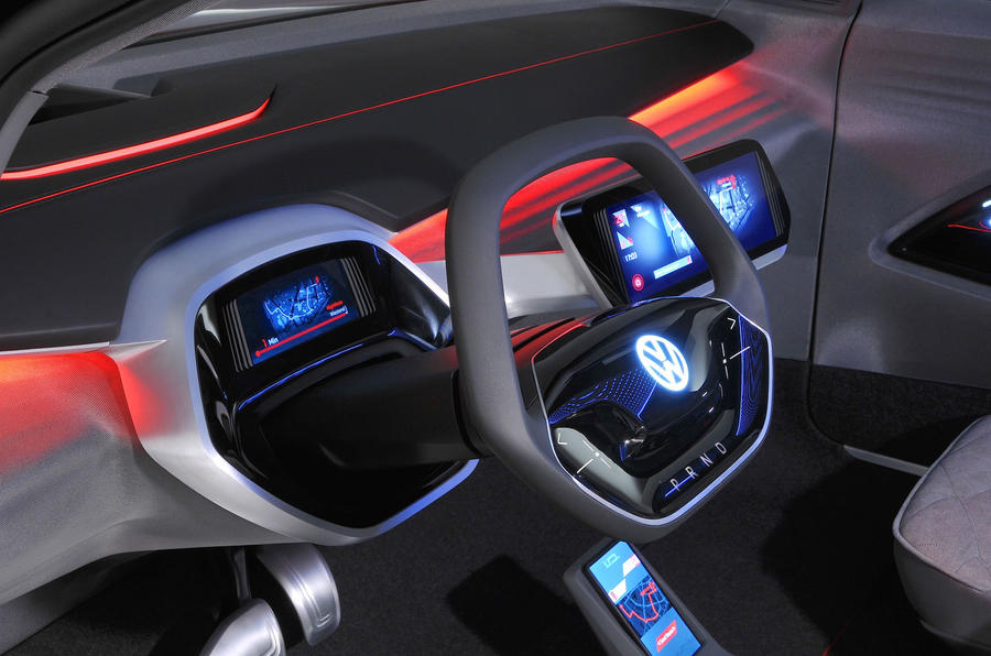 Volkswagen ID range to be 'future-proof' with over-the-air technology | Autocar