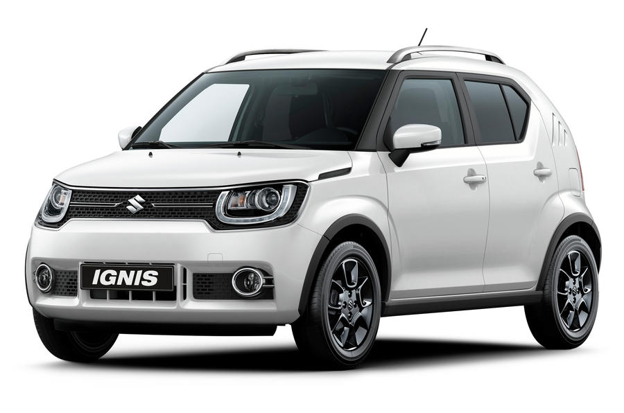 2017 suzuki ignis on sale in january priced from 9999. Black Bedroom Furniture Sets. Home Design Ideas