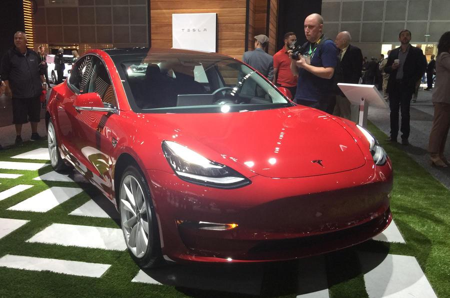 EPA Confirms Tesla Model 3's 310 Mile Range