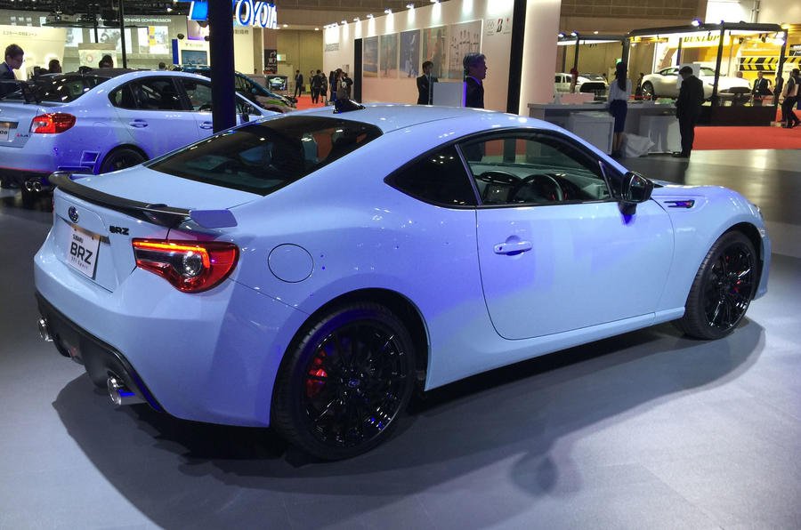 ... Subaru BRZ STI Sport Launched For Japan As Most Driver Focused Variant  ...