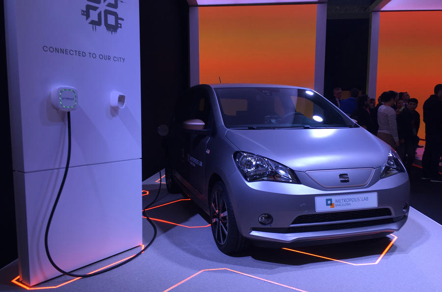 Electric Seat E Mii Concept Showcases New 2018 Tech For