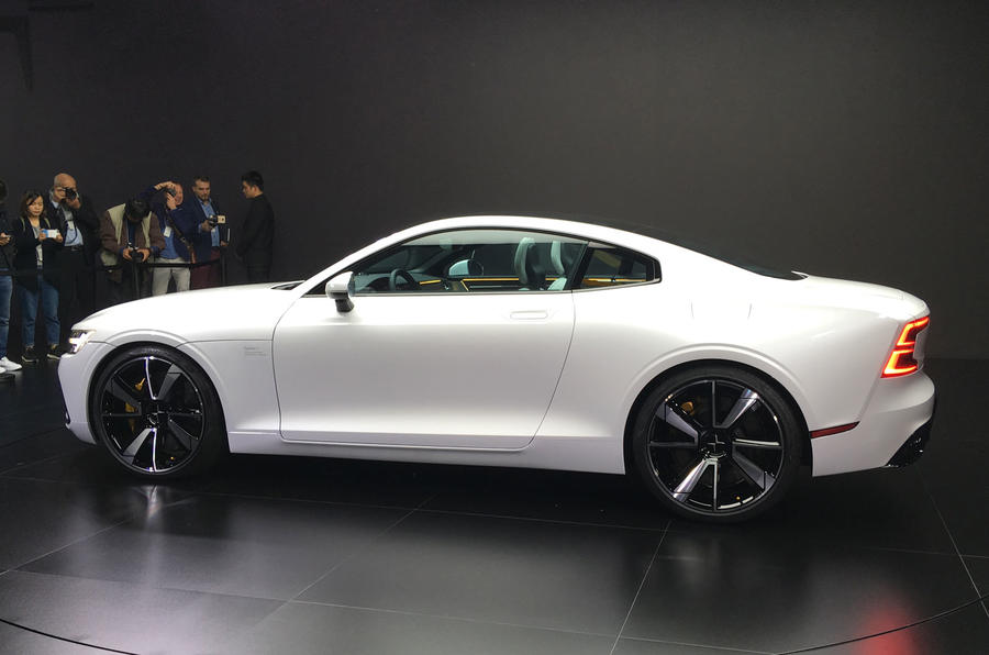 Polestar 1 Performance Hybrid To Be Limited To 500 Units Per Year