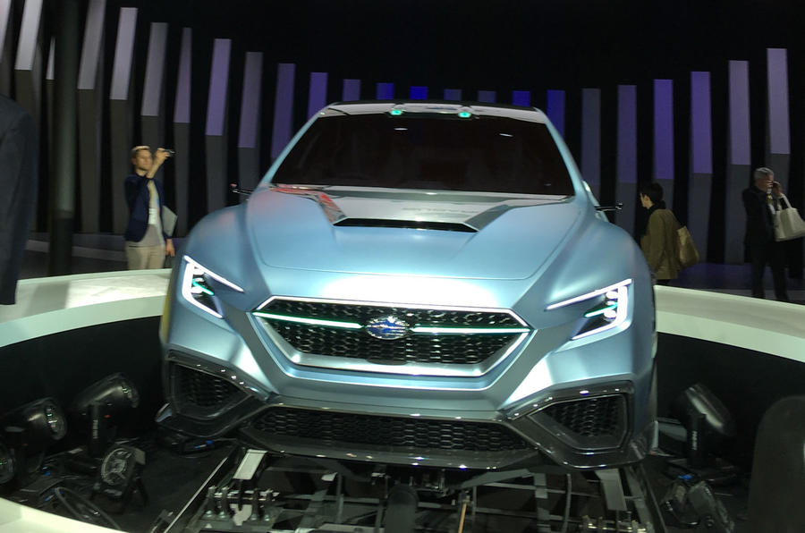 Subaru WRX STI S208 Is A 324 HP Japanese Beast