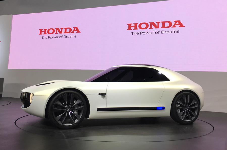 ... Honda Sports EV Shows Intent For Future Electric Performance Car ...