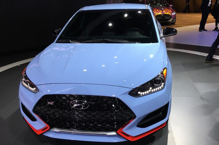 Hyundai Veloster N launched for US market with 271bhp
