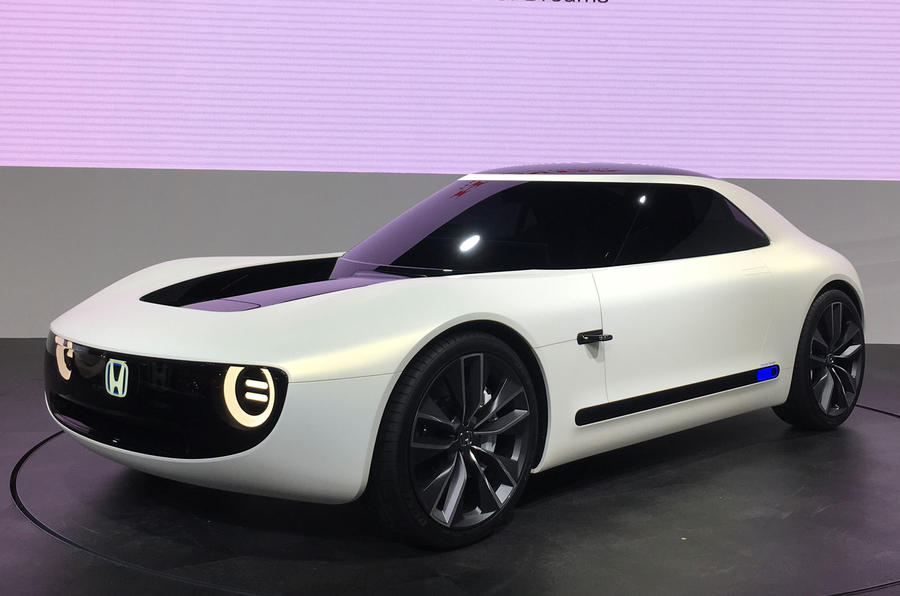 Superior Honda Sports EV Shows Intent For Future Electric Performance Car ...