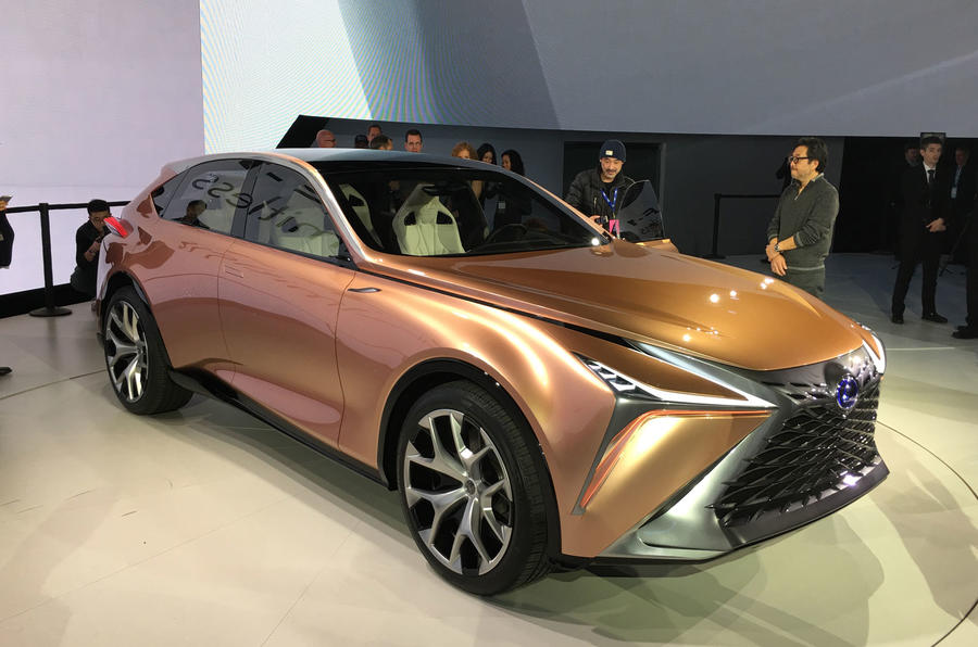 lexus lf 1 limitless previews flagship road rover rival autocar. Black Bedroom Furniture Sets. Home Design Ideas