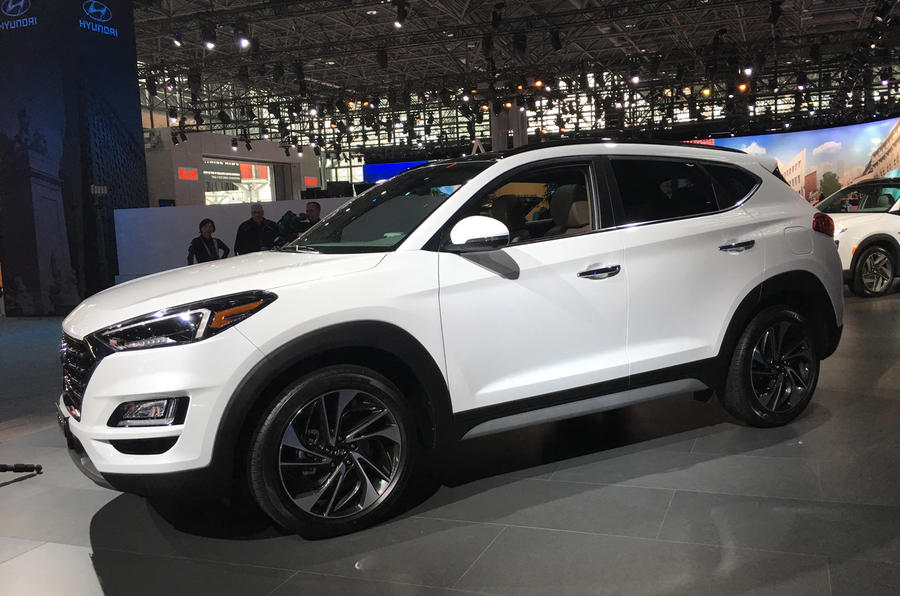 New Tucson 2018 >> 2018 Hyundai Tucson Priced From 21 845 Autocar