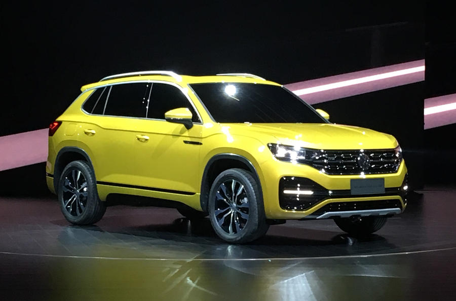 Volkswagen to launch 12 China-only SUVs by 2020   Autocar