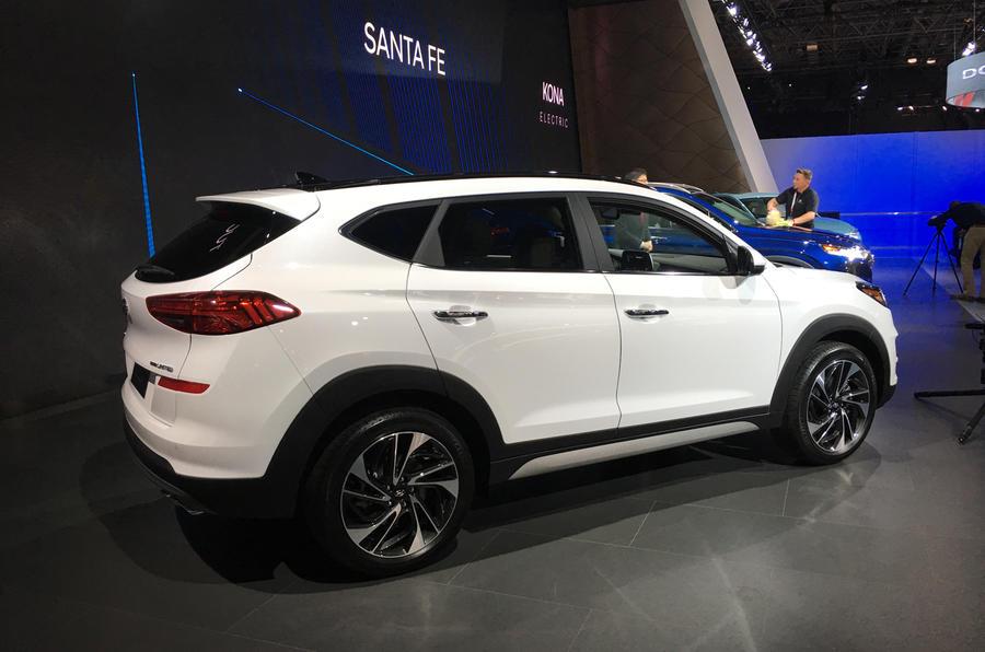 2018 Hyundai Tucson revealed before sales kick off in summer