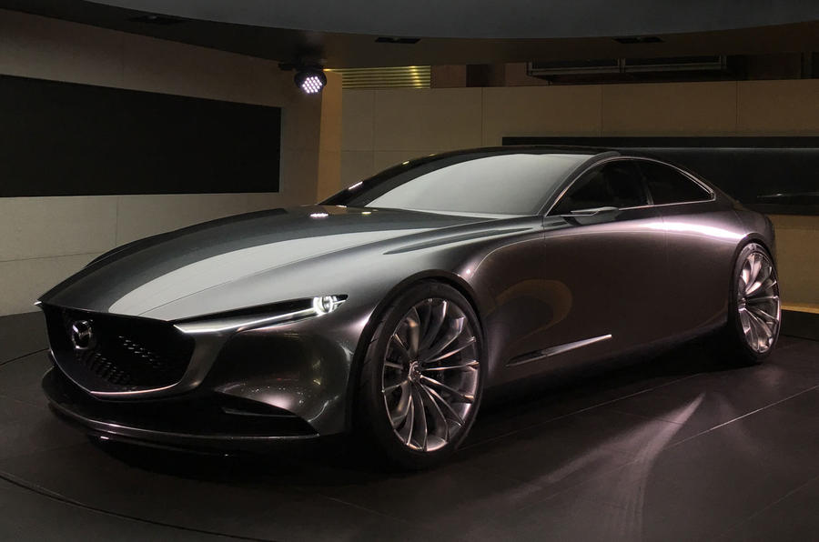 2017 mazda vision coup concept. Black Bedroom Furniture Sets. Home Design Ideas