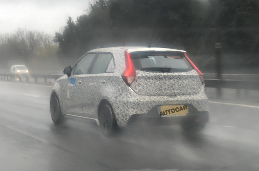 2018 MG 3 to face Dacia Sandero with new interior and extra power