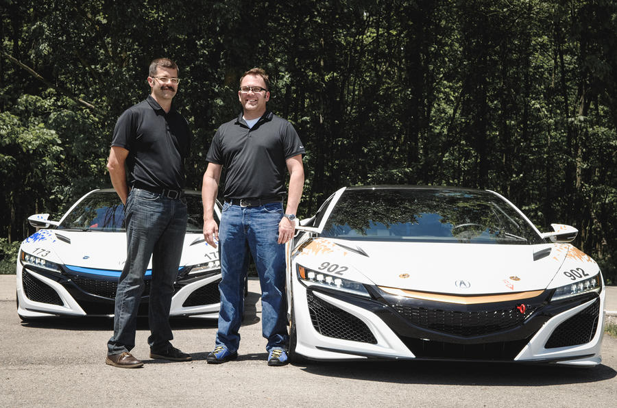 Honda nsx ev to compete at pikes peak hillclimb new for James motor company used cars