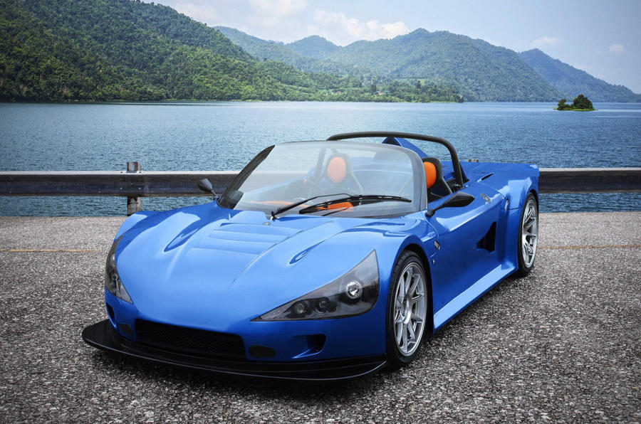 500bhp per ton Avatar Roadster launched at Autosport International