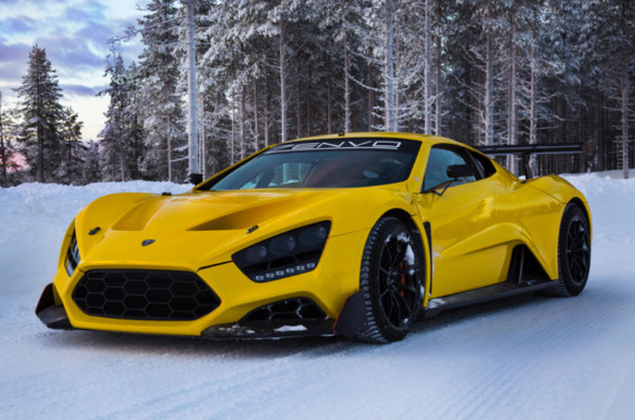 1163bhp Zenvo Ts1 Gt Anniversary Model Revealed Autocar