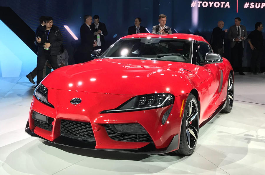 New 2019 Toyota Supra Official Images Specs And Prices Revealed
