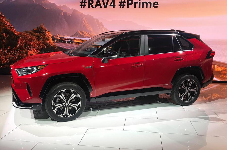 Toyota RAV4 Prime PHEV