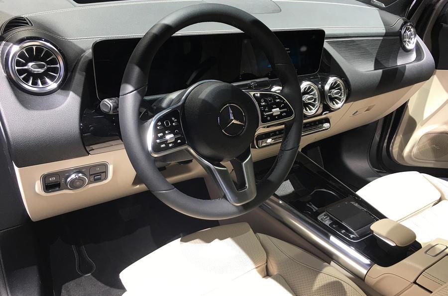 New Mercedes-Benz B-Class revealed