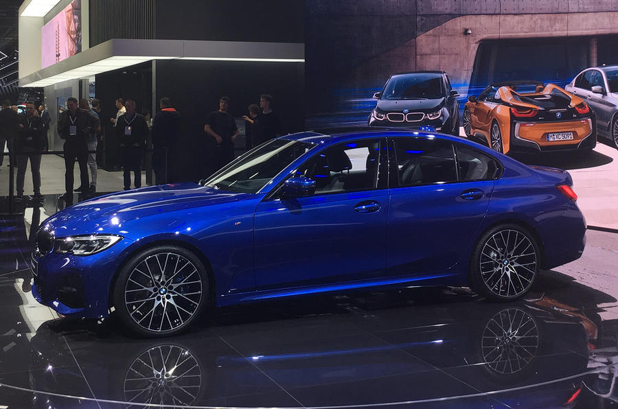 New BMW 3 Series launched with renewed driver focus