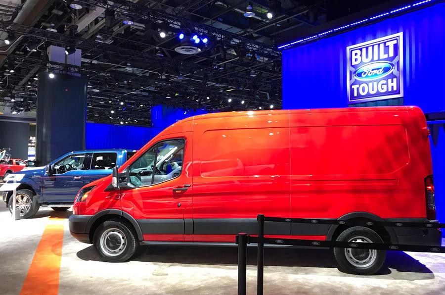 Ford F-150 Ford Transit