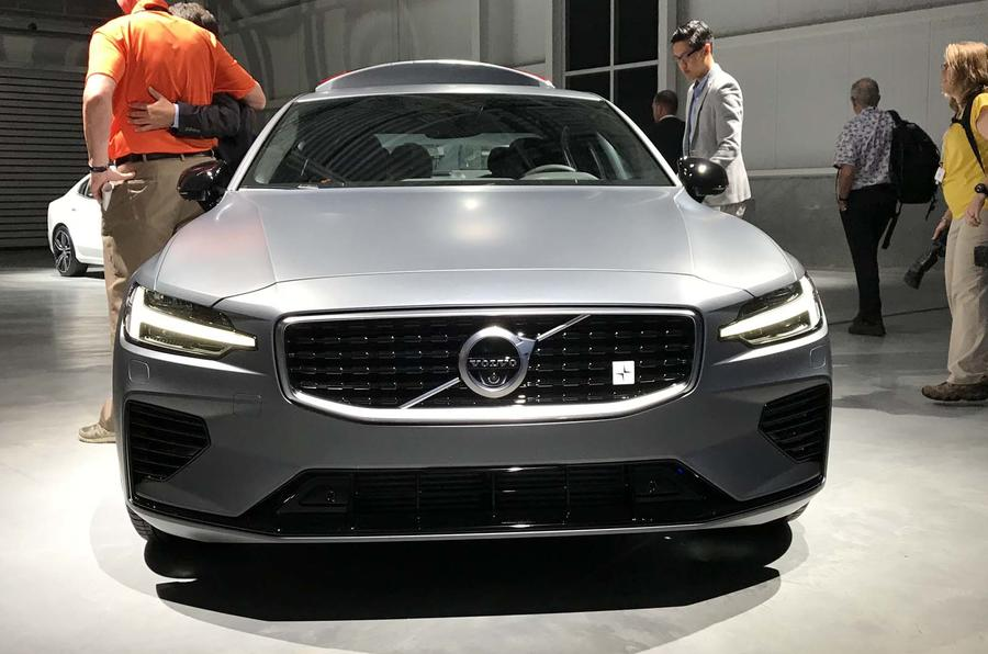 Volvo S60 Uk Launch