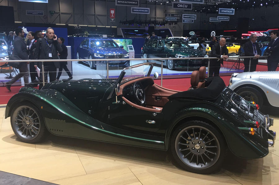 Morgan Plus Six Geneva