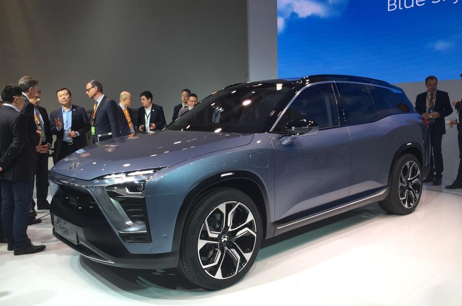 Nio ES8 electric SUV