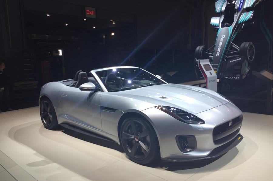 Jaguar F-Type Sport 400