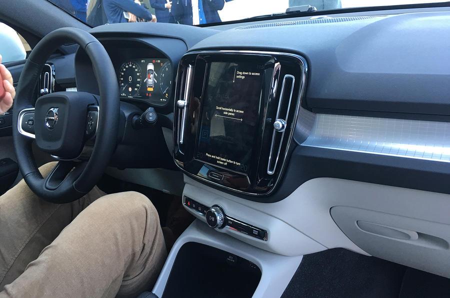 New Volvo Xc40 To Rival Range Rover Evoque Autocar