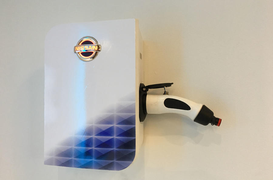 Nissan smart charger
