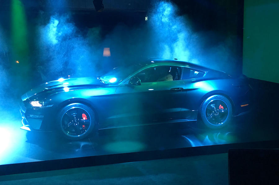 New Ford Mustang BULLITT to go on sale in New Zealand