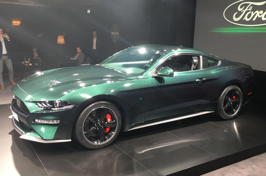Ford Mustang Bullitt confirmed for NZ