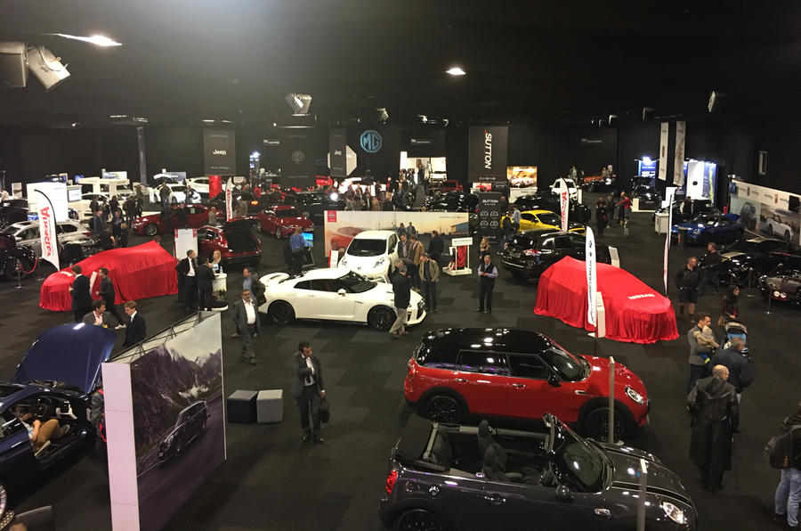 London Motor Show Picture Gallery And Show Report Autocar - Car show in london
