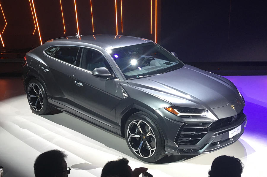Lamborghini Urus revealed: full specs of new 641bhp super-SUV