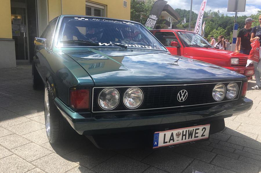 Volkswagen Scirocco Worthersee