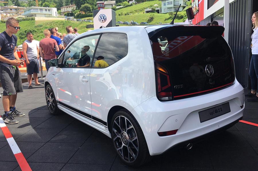 Volkswagen Up GTI Worthersee