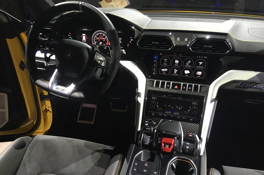 Lamborghini Urus revealed: full specs of new 641bhp super-SUV