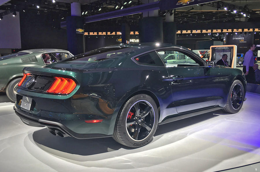 2018 ford mustang bullitt coming to uk autocar. Black Bedroom Furniture Sets. Home Design Ideas