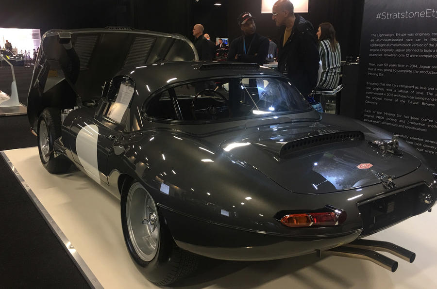 2017 London motor show - picture gallery