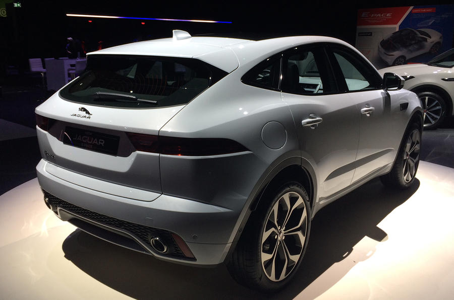 ... 2018 Jaguar E Pace Officially Revealed: Release Date, Price And Interior  ...