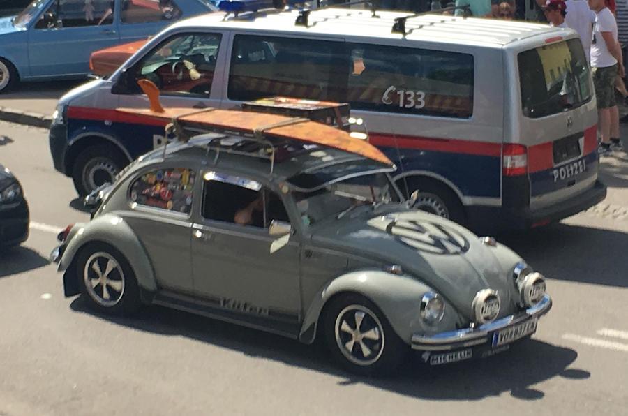 Volkswagen Beetle Worthersee